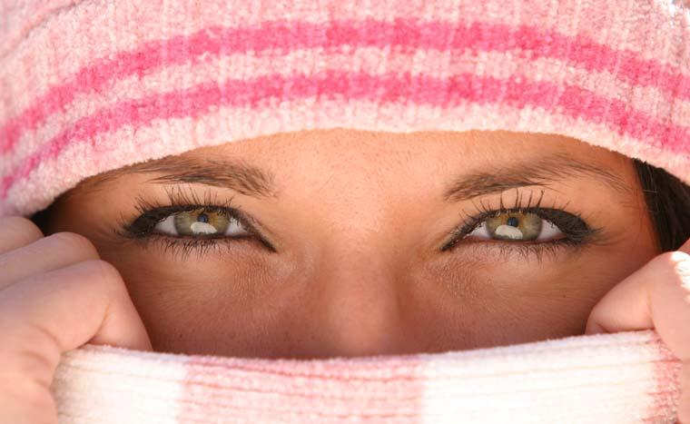 Att hålla ögonkontakt eller stirra?