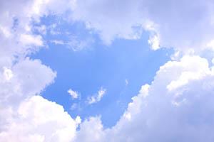 Himmeln som en metafor för möjligheter